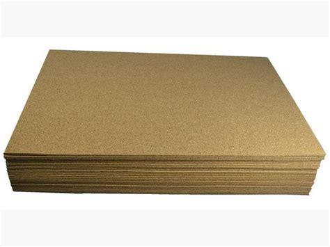 Cork Underlayment 6mm for insulation Surrey (incl. White