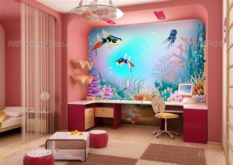 fotobehang kinderkamer babykamer canvas printen