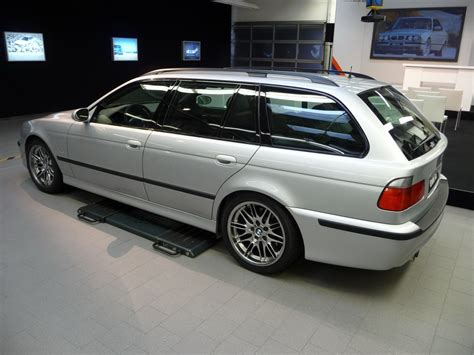 One-off Station Wagon Prototype E39 M5 Touring From Bmw