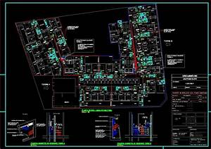 Ssnitary Building Dwg Full Project For Autocad  U2013 Designs Cad