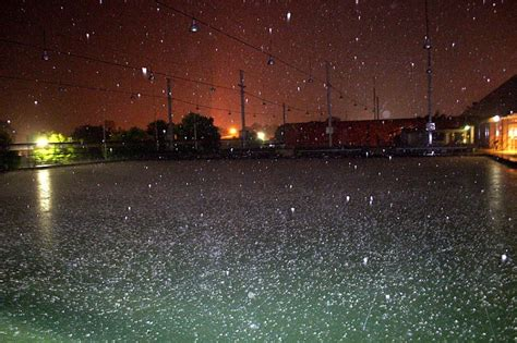 hailstorm deography  dylan odonnell