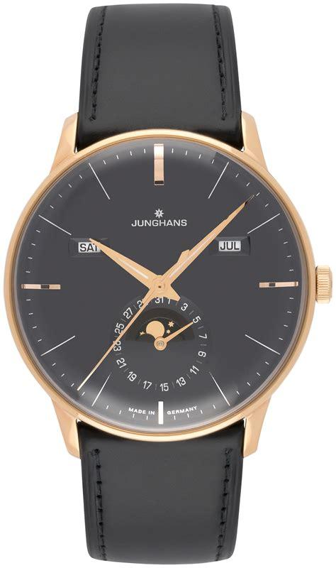 Damenuhren Chronograph 1807 by Junghans Meister Kalender 027 7504 01 Uhrinstinkt
