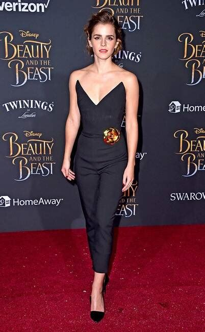 Emma Watson Classic Chic Style Has Made Her Pcas