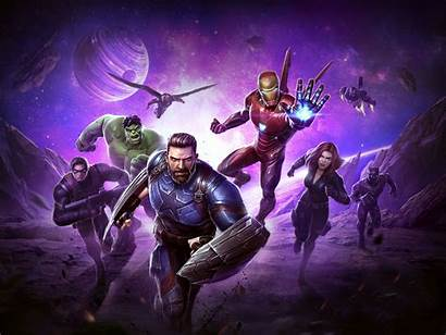 Marvel Champions Contest Avengers Infinity War Wallpapers