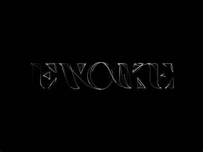 Evoke Animation Films Dribbble Intro Company Title