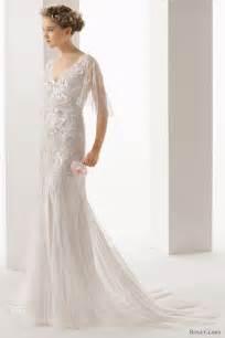 beaded wedding gowns soft by rosa clará 2014 wedding dresses wedding inspirasi