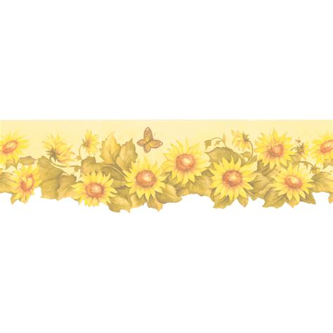 Wallpaper Border by Yellow Wallpaper Border Gallery