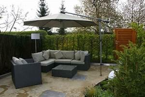 Terrassenmöbel Für Kleine Terrassen : garten terrassen gestalten nowaday garden ~ Markanthonyermac.com Haus und Dekorationen