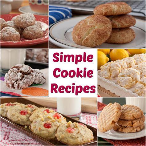 simple cookie recipes mrfoodcom