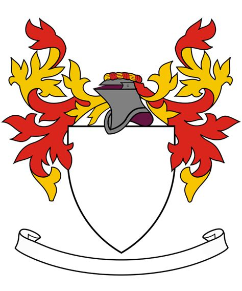 family crest template file gentleman coat of arms template svg wikimedia commons