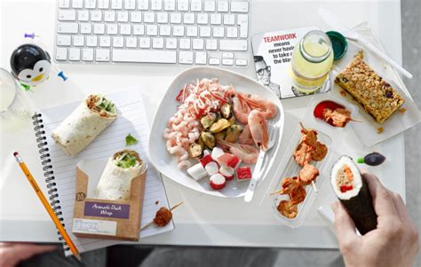 Food At Your Desk May 2014