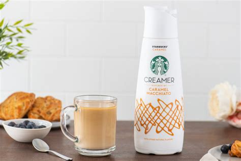 While they come in a variety of flavors and in a heavy, creamy format, these coffee creamers work for the lactose intolerant too. Starbucks Is Launching New Flavored Coffee Creamers - Simplemost