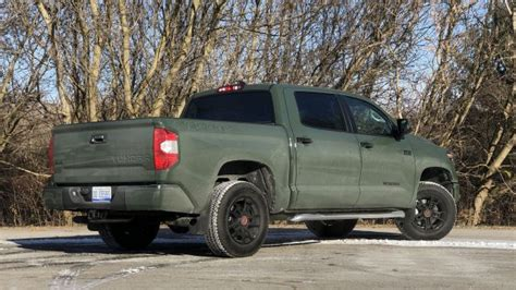 toyota tundra trd pro     road king  truck