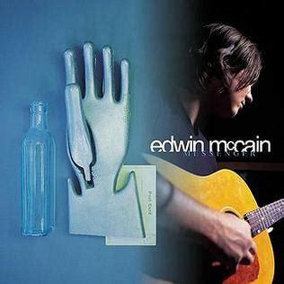 messenger edwin mccain album wikipedia
