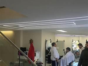 Foto: Diseño Techo Perfil y Tiras Led de Byebulb Iluminacion Led S l #1011322 Habitissimo