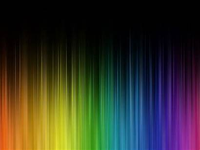 Background Streamer Rainbow Abstract Colorful Night Blackberry