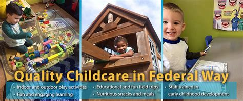 preschool and child care federal way 465 | federal way child care home pg
