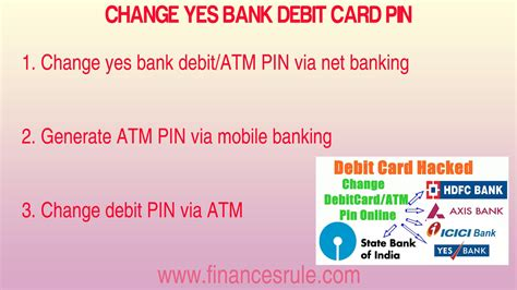 Whether you've forgotten your pin, want to change it or if you think it's compromised, we're here to help. Yes Bank Atm Near My Location - Wasfa Blog