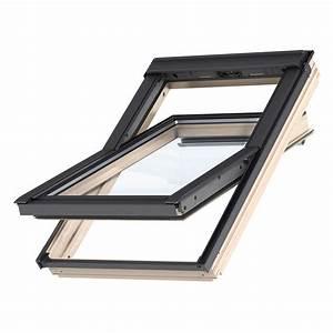 Velux Dachfenster Griff : velux holz schwingfenster gzl mit obenliegendem griff g nstig kaufen bei dachgewerk ~ Orissabook.com Haus und Dekorationen