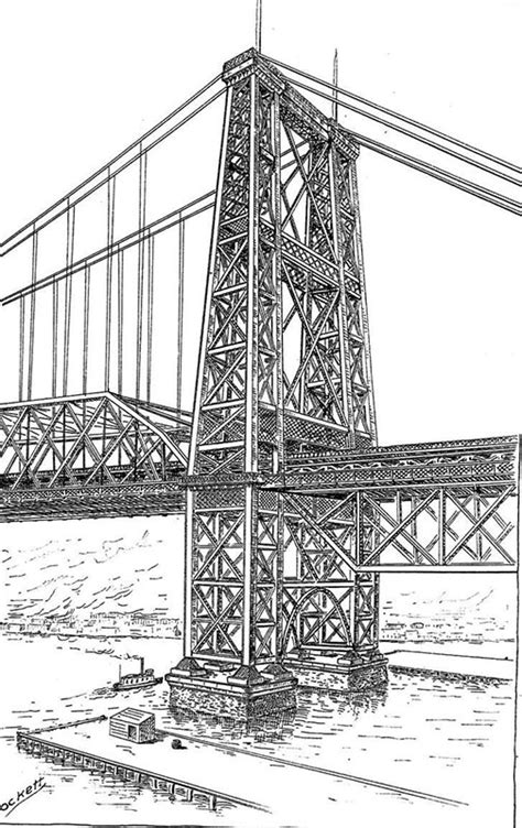 STRUCTURE magazine | Williamsburg Bridge
