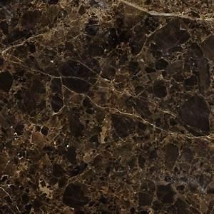 Emperador Dark Polished Marble Tiles 5 1/2x5 1/2 - Country