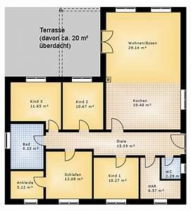 Grundrisse Für Bungalows 4 Zimmer : 4 schlafzimmer hauspl ne m belideen ~ Sanjose-hotels-ca.com Haus und Dekorationen