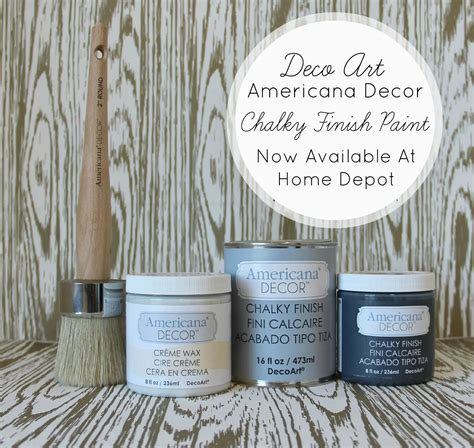 Americana Decor Chalky Finish Paint by Funky Junk Americana Decor Chalky Finish Paint