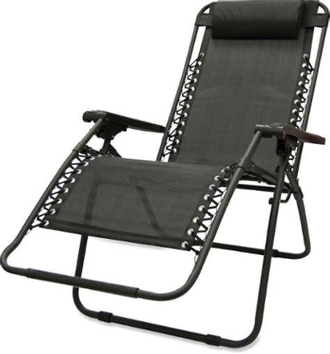 Zero Gravity Lawn Chair Menards by Creative Outdoor Zero Gravity Chair Lounger Rei