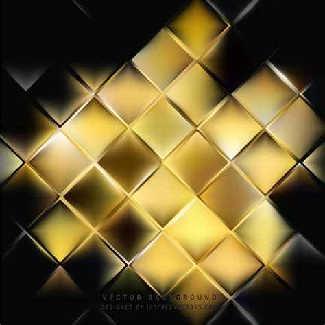 Abstract Black And Gold Background by Abstract Black Gold Square Background Template