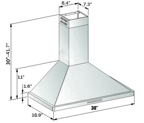 Kitchen Range Vent Size by Vent Dimensions Search House Interior