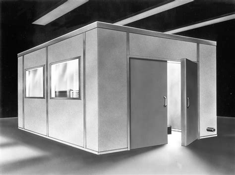 acoustical test chamber asi aeroacoustics