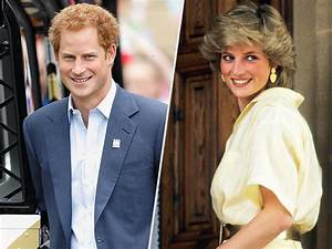 Prince Harry Says Princess Diana Sparked His Charity Work