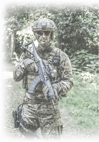 553 Sg Rifle Assault Swiss Hg