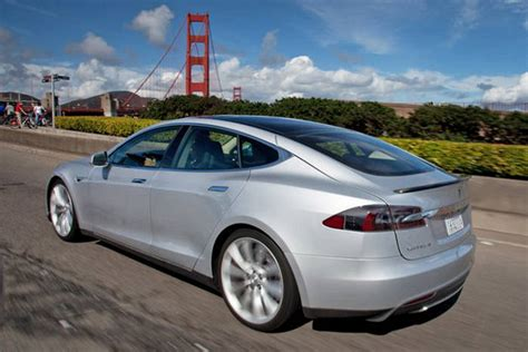 All Electric Car Models by Tesla Model S All Electric Car Of 2013 Xcitefun Net