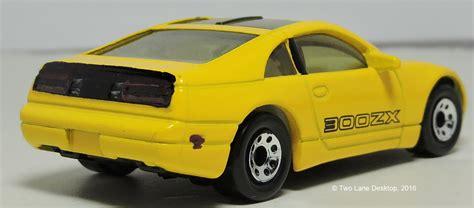 1984 Datsun 280zx by Matchbox Datsun 280zx 1984 Nissan 300zx Turbo And 1990
