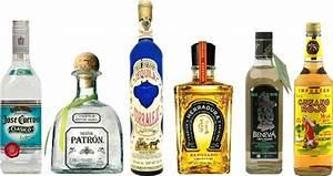 Las variedades del tequila