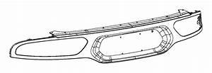 Dodge Viper Seal  Liftgate   M3s  Or  Myh   Varvatos
