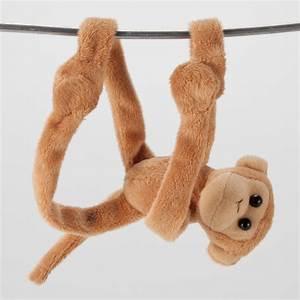 Magnetic Plush Monkey World Market