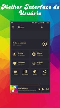 You are not limited by country or device. Krafta musicas MP3 player para Android - APK Baixar