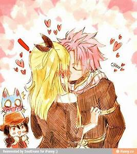 59 best images about Natsu x Lucy on Pinterest   Desktop ...