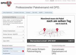 Live Tracking Paket : dpd launcht paket live tracking in deutschland und will lieferzeitpunkt pr zisieren location ~ Markanthonyermac.com Haus und Dekorationen