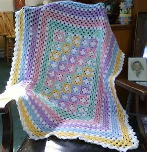 Free Crochet Baby Afghans