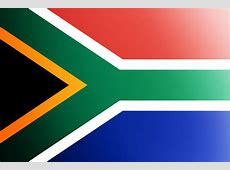 South African Flag 90 x 150cm Partyspot