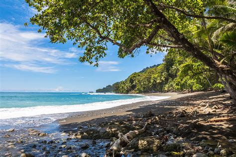 corcovado nationalpark costa rica wanderung bei