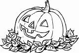 Pumpkin Coloring Pages Drawing Printable Print Forget Supplies Don sketch template