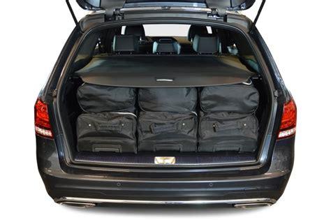 si鑒e auto class plus mercedes clase e estate s212 2009 2016 bolsas para maletero