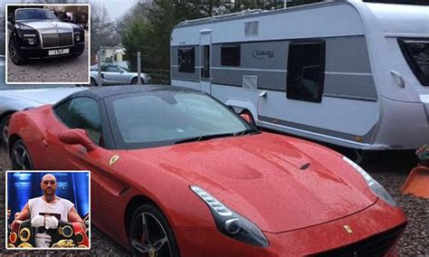 Tyson Fury shows off his Rolls-Royce and Ferrari | Daily ...