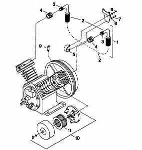 Ingersoll Rand 2340l5v Air Compressor Parts