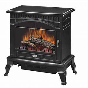 Pot Belly Stove Electric Fireplace   Big Lots
