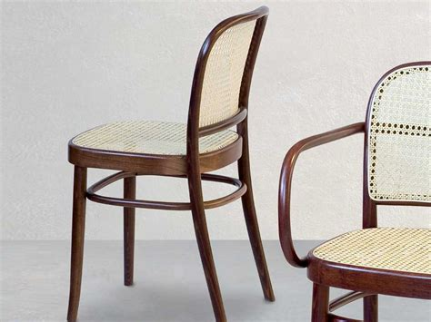 chaise bois paille thonet 06 chair in wood